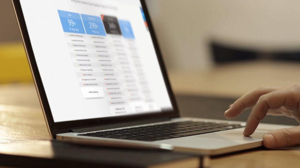 Slik velger du riktig online backup-løsning til din bedrift 10