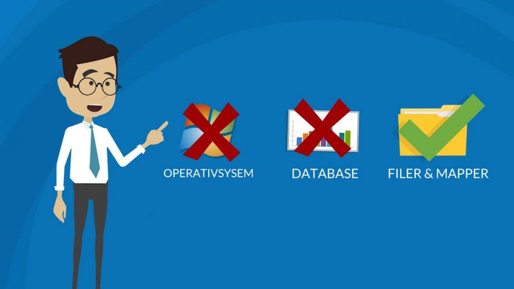 Slik velger du riktig online backup-løsning til din bedrift 2
