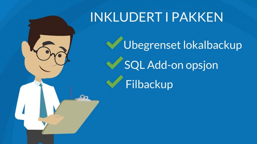 Slik velger du riktig online backup-løsning til din bedrift 9