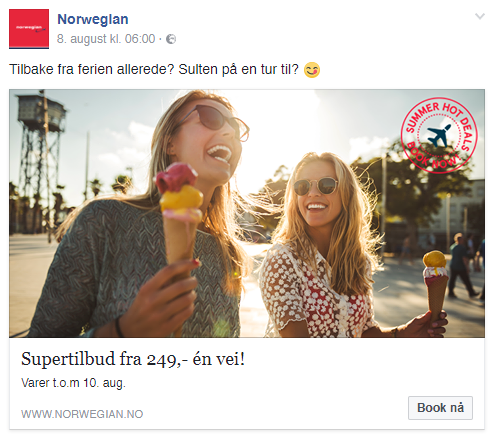 Facebook svindel