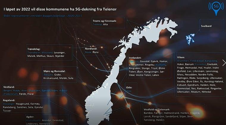 Telenor lanserer 5G - her er alt du trenger å vite 3-1