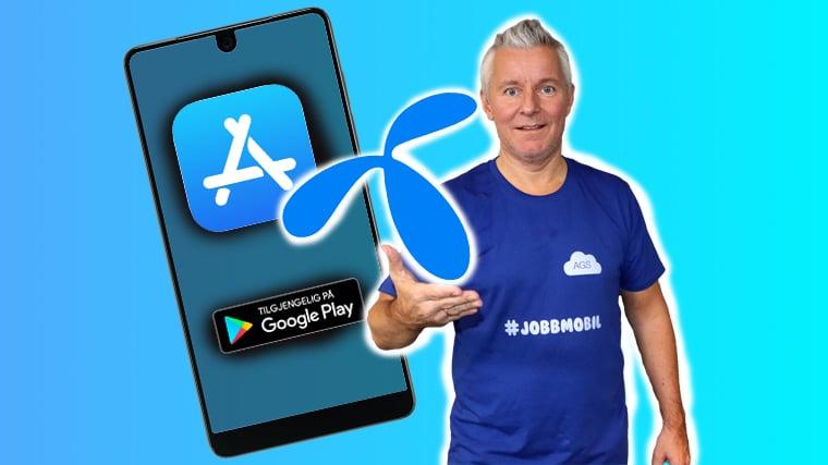 Tre supre Telenor-apper som gjør din mobilhverdag enklere
