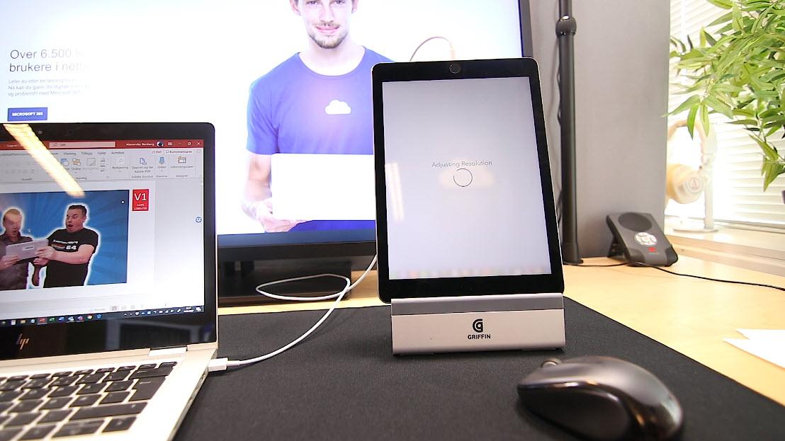hvordan bruke ipad som ekstra PC skjerm 3