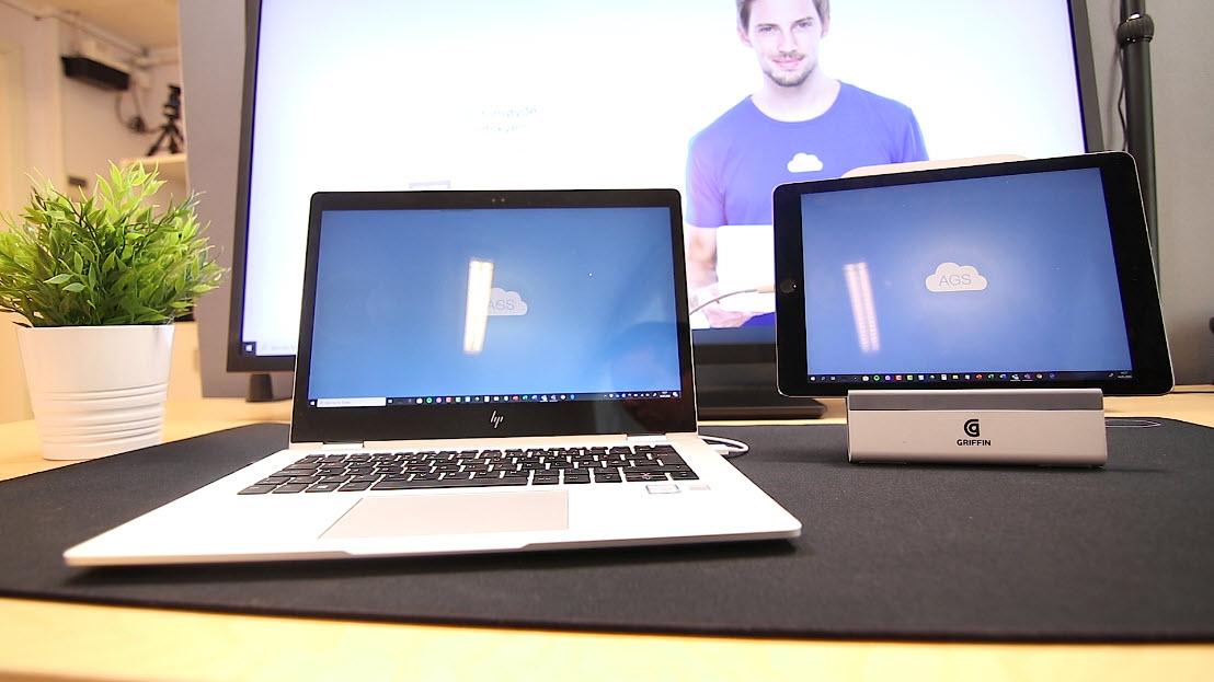 hvordan bruke ipad som ekstra PC skjerm 4