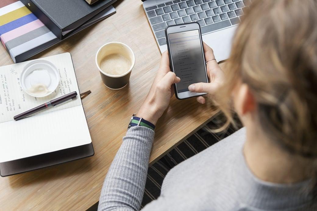 Tips til innhold nettside og mobil