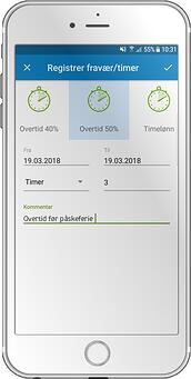 mobile_timeregistrering