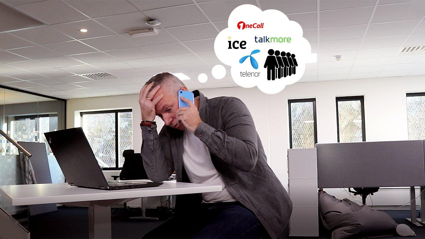 Dette går ofte galt når bedriften velger mobilabonnement! Se hva DU må styre unna.