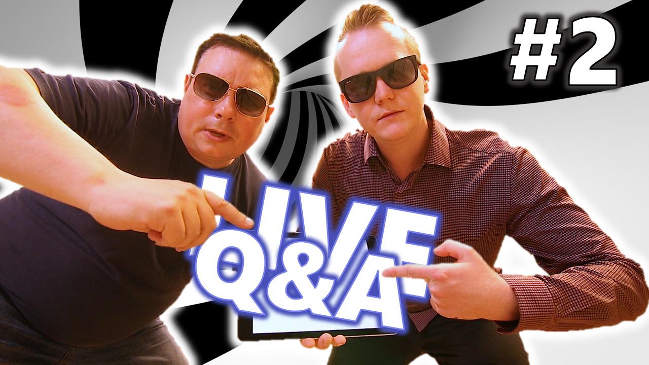 🔴 AGS LIVE Q&A #2 - Windows 365 og Windows 11