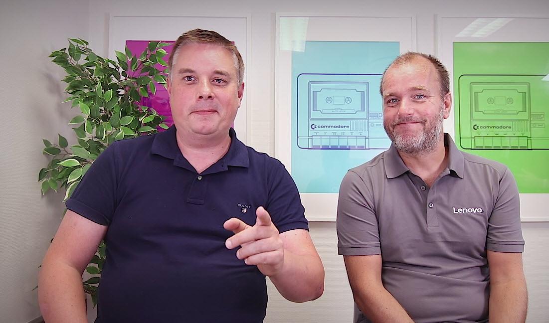 AGS Hardware Show | Helt nye modeller fra Lenovo