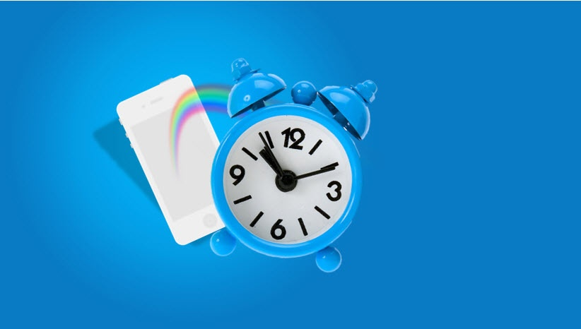 Smarte tips for deg som bruker mobilen som vekkerklokke