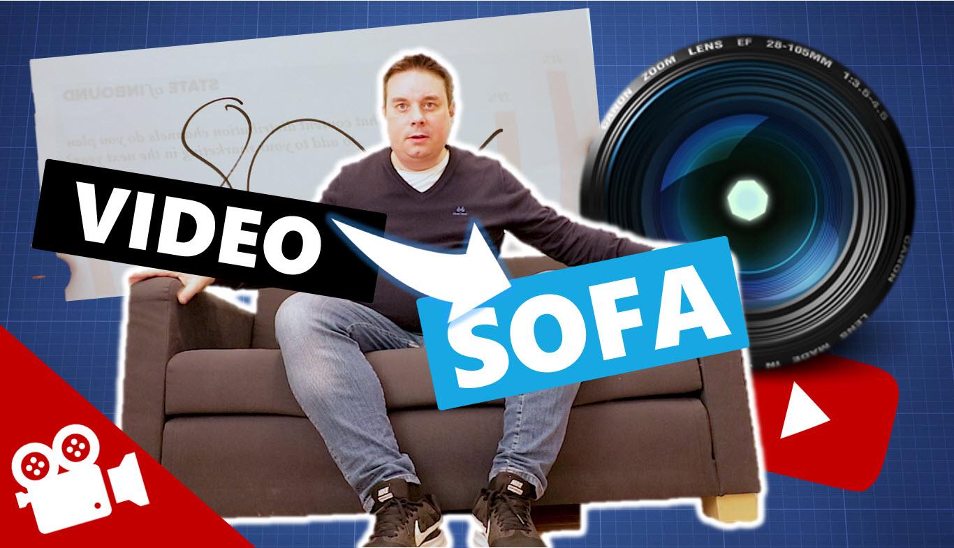AGS Videoblogg #1 - VIDEO SOFA