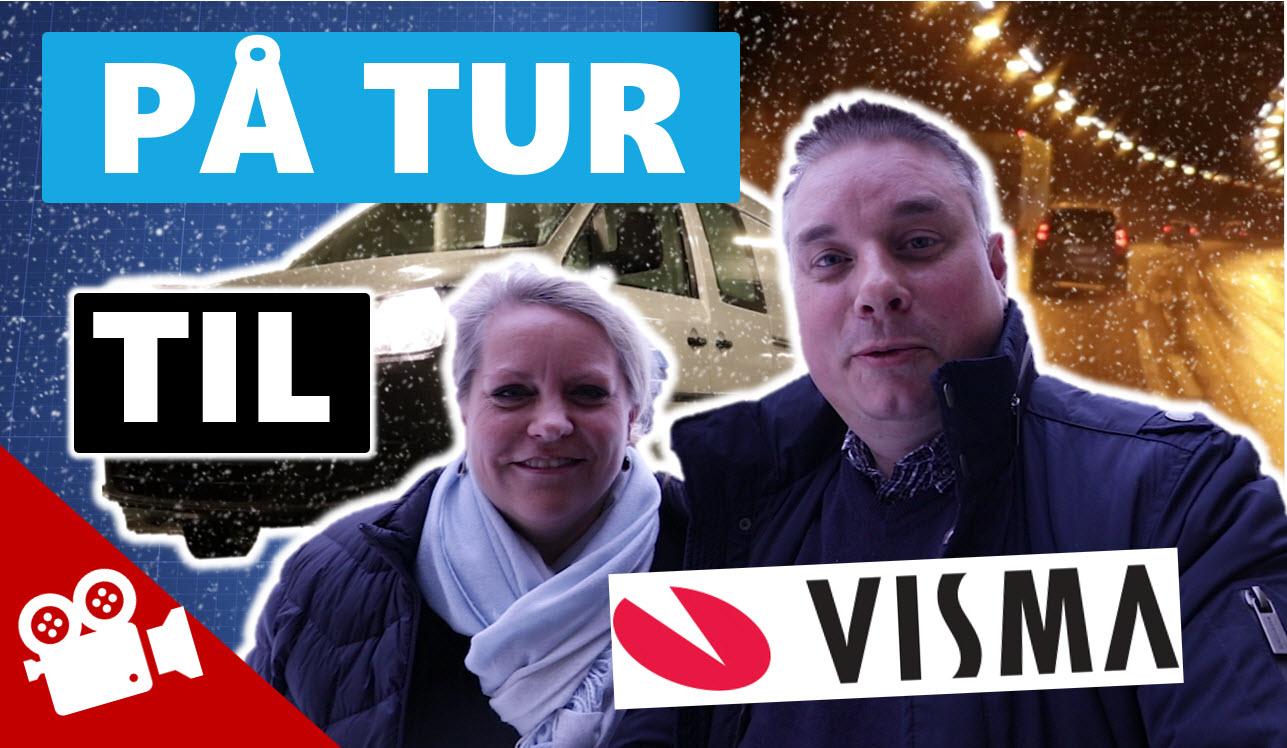AGS Videoblogg #4 – PÅ TUR TIL VISMA