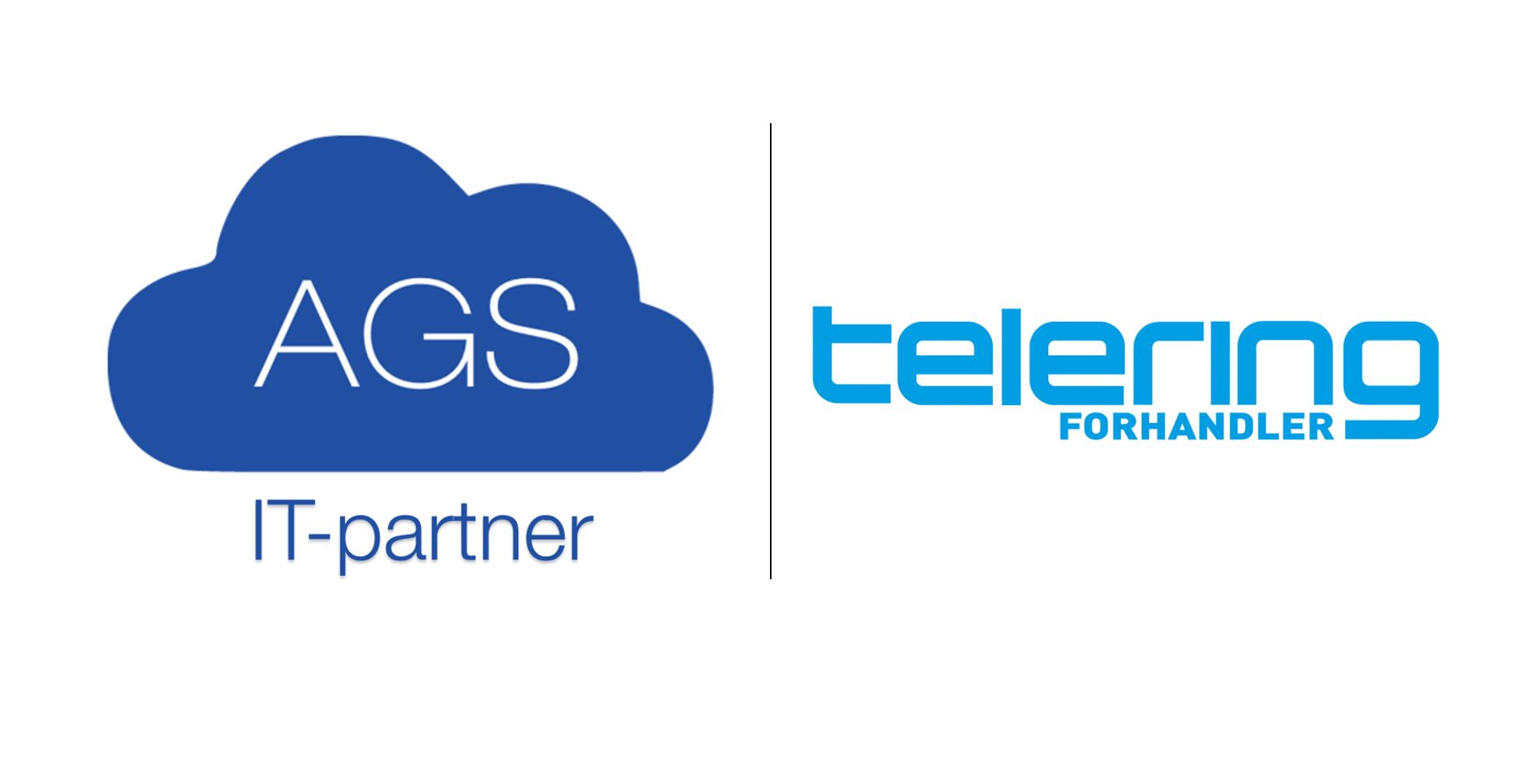 AGS IT-partner og Telering med nytt samarbeid!