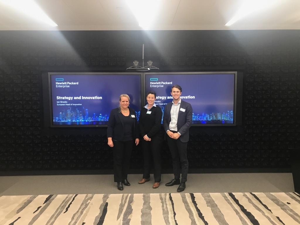 AGS-IT partner og Jotron feirer 10 års samarbeid i 2017