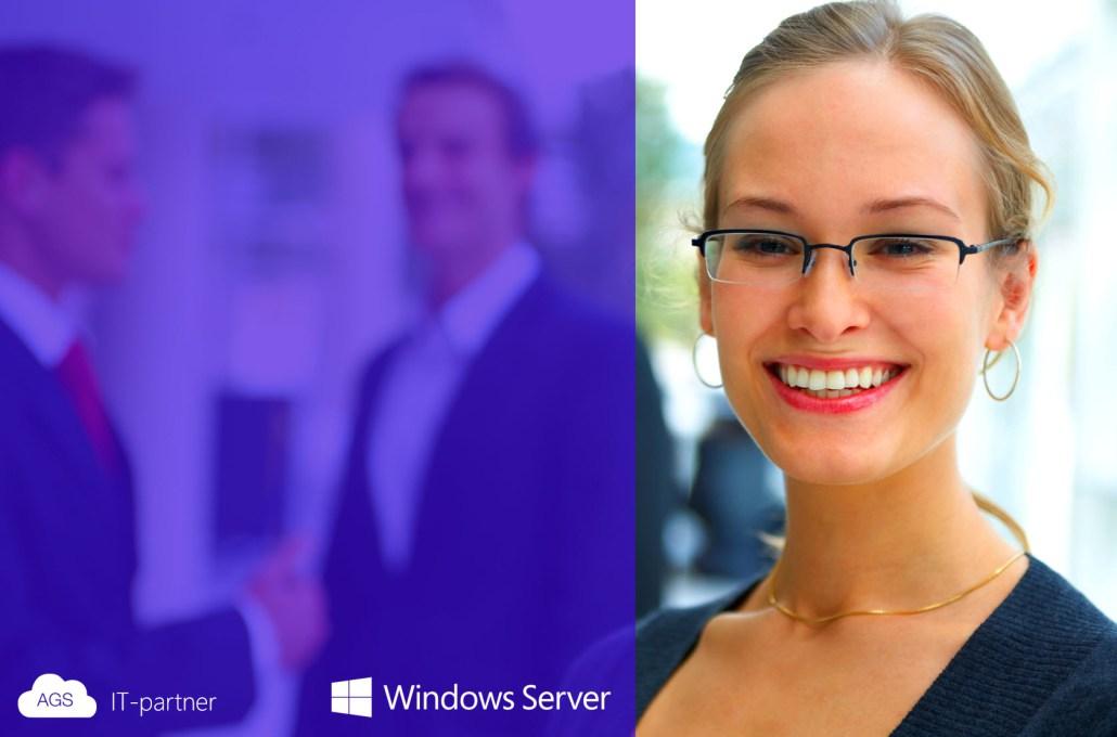 Med Windows Server blir du enda mer produktiv!