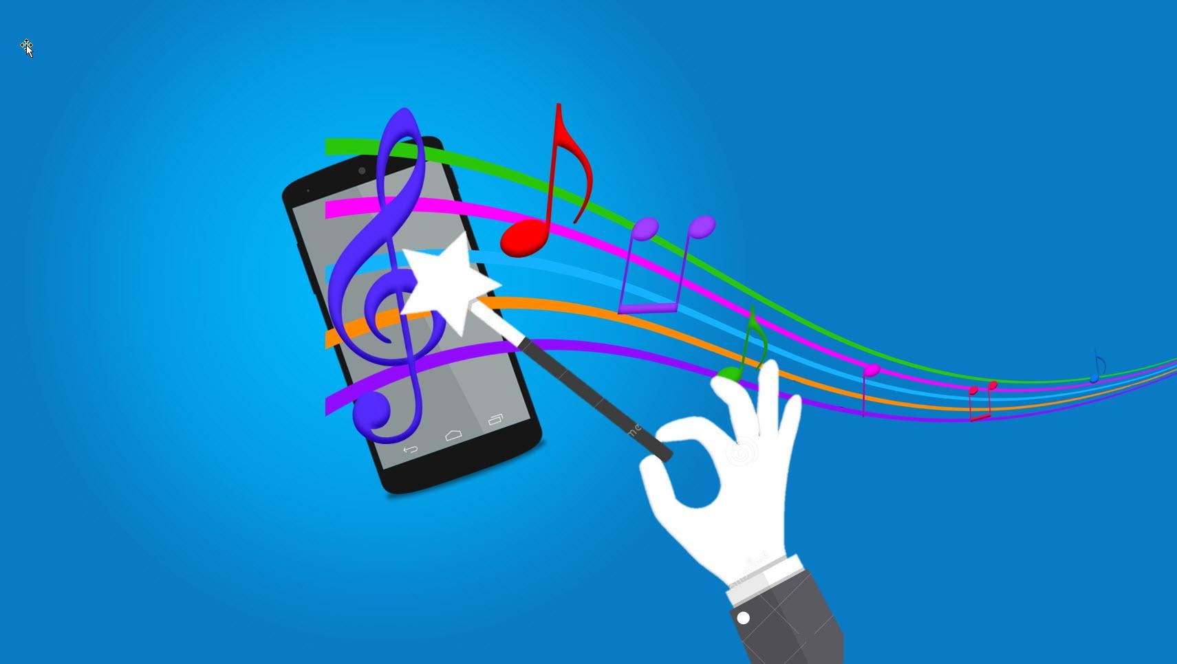 Hvordan erstatte DAB radio med mobilen