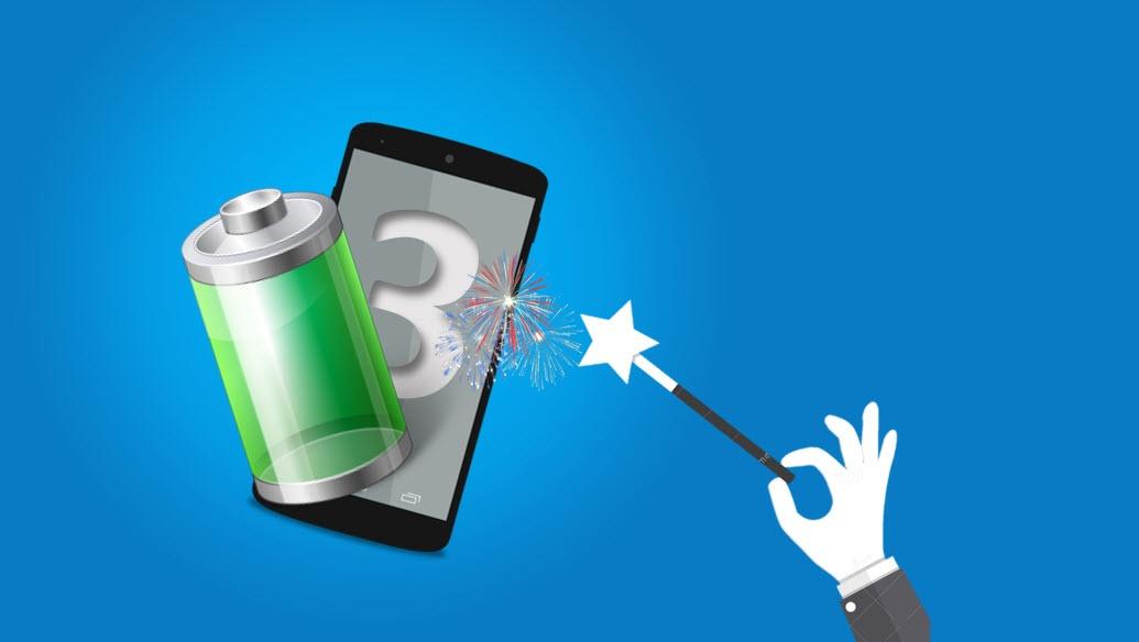 Hvordan få lengre levetid på mobilbatteriet?