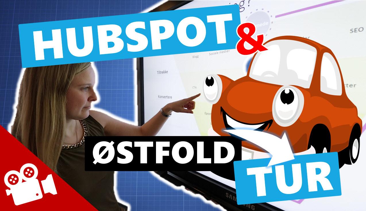 AGS Videoblogg #5 – HUBSPOT & ØSTFOLDTUR