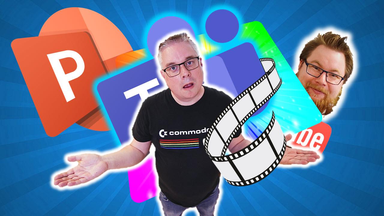 Hvordan dele en video i Microsoft Teams møter - Hvilken metode er best?