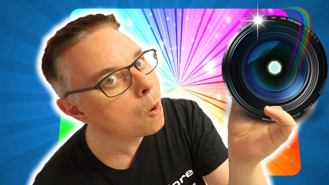 Hvordan optimalisere og oppdatere Logitech webkamera