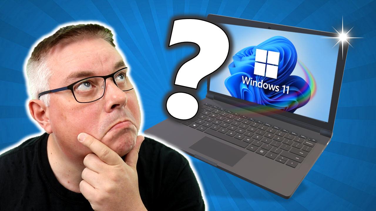 Hvordan sjekke om du kan oppgradere GRATIS til Windows 11