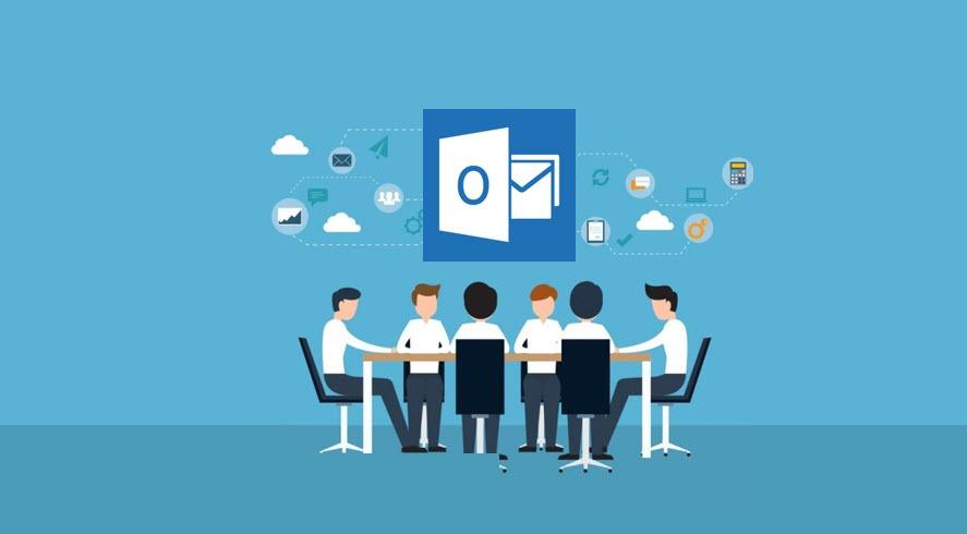 Hvordan planlegge møter i Outlook med andre.