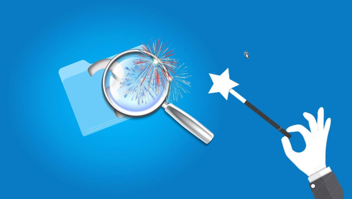 Hvordan se skjulte filendelser og filer i Windows Utforsker