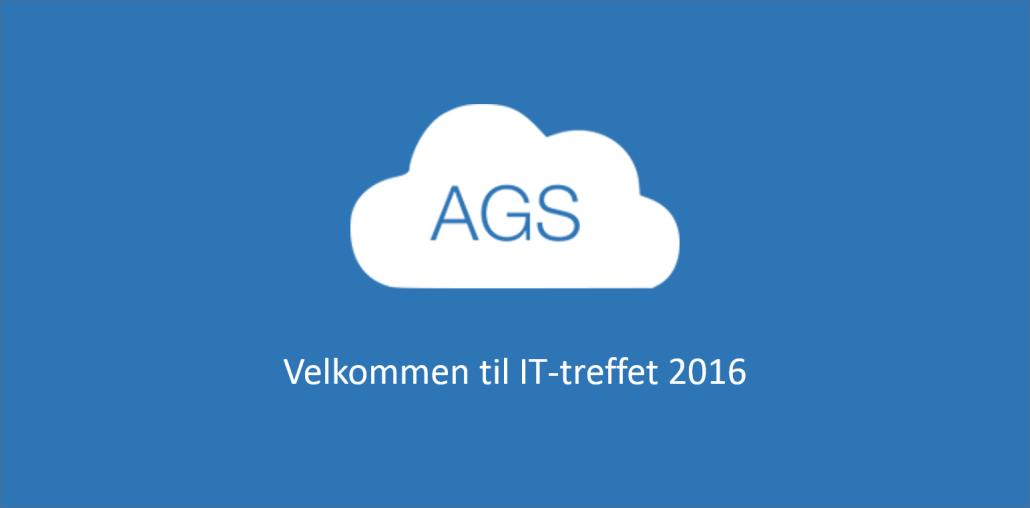 IT-treffet 2016 - siste mulighet for å melde seg på!