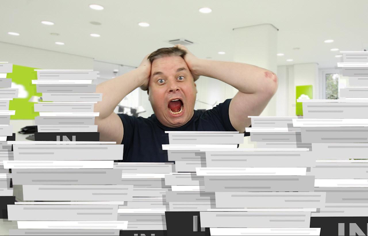 Slik lager du en oppfølgings funksjon i Outlook