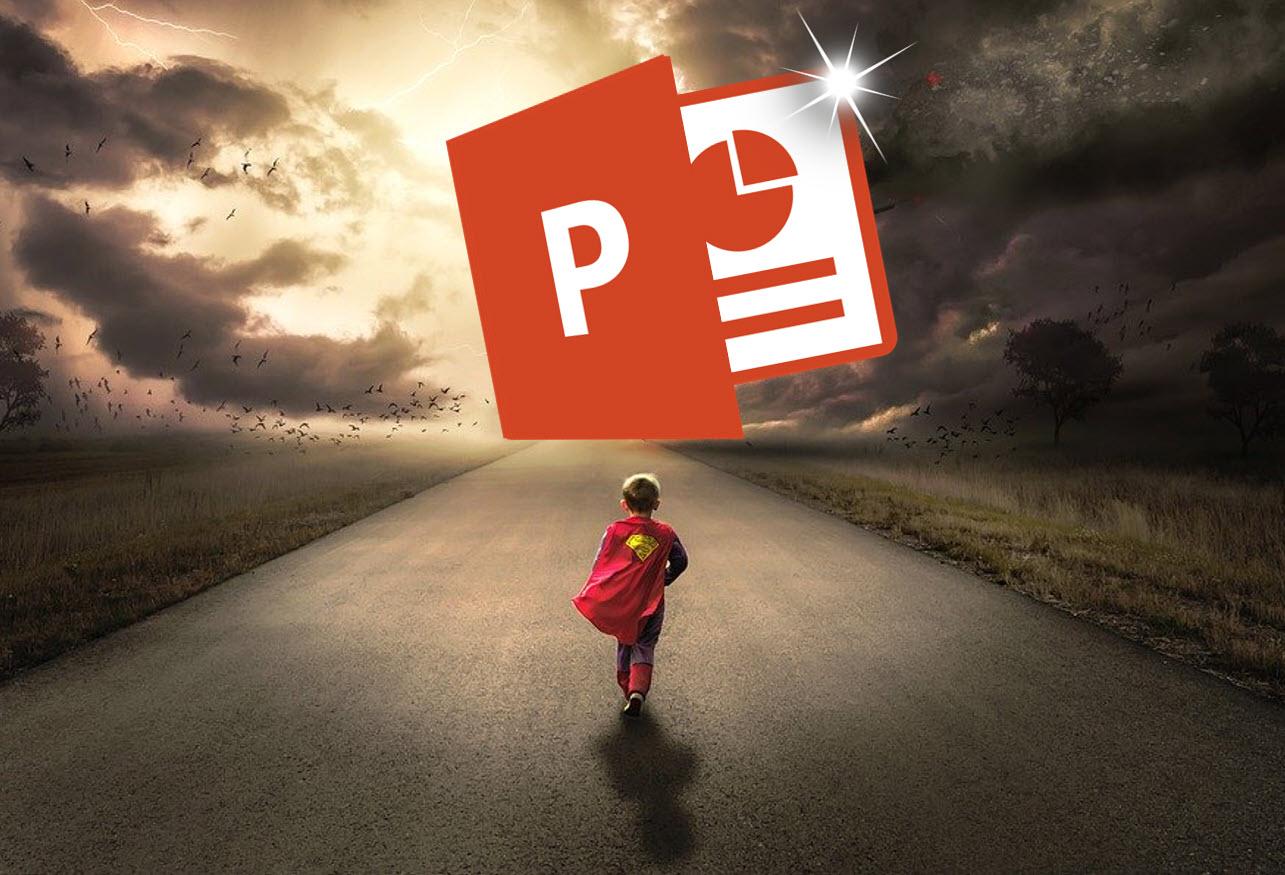 Slik bruker du farger i PowerPoint for å fremheve informasjon