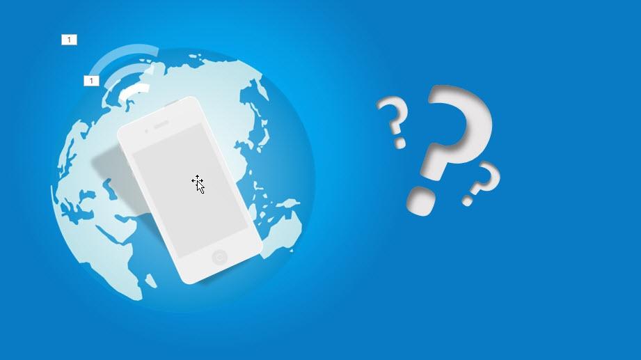 Tips til deg som må ringe kundeservice fra utlandet!