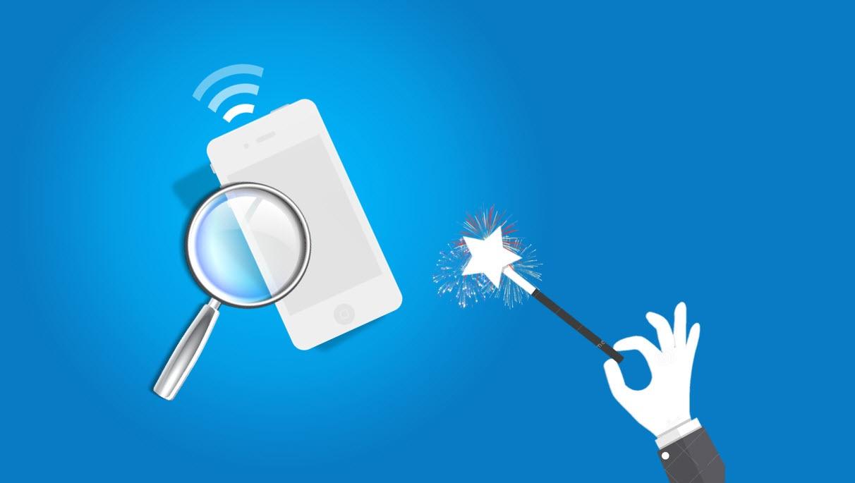 Hvordan slå på og bruke Finn iPhone?