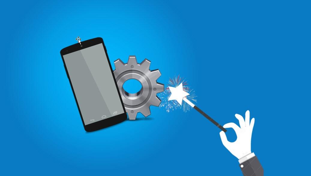 Slik tar du snarvei til innstillinger på iPhone og Android