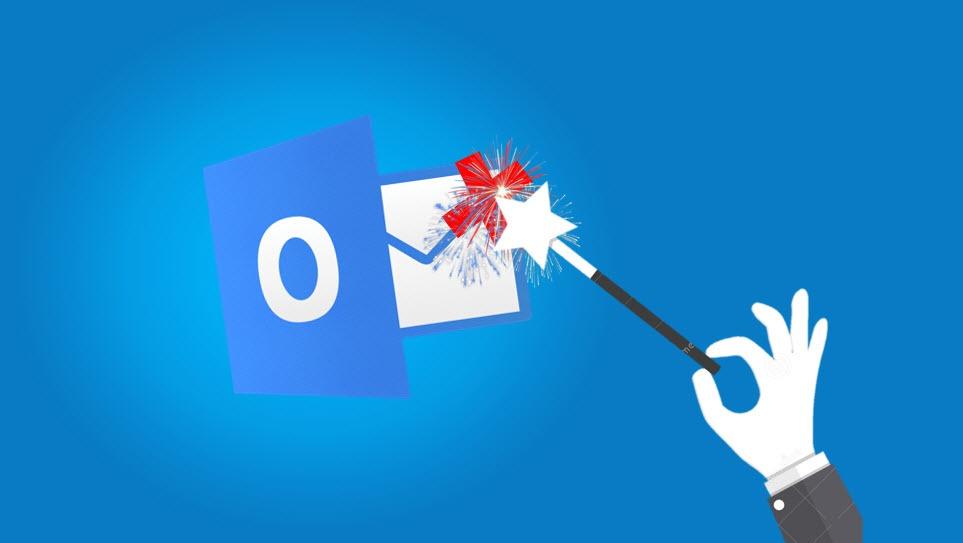 Se hvordan du kan tilbakekalle e-post i Outlook