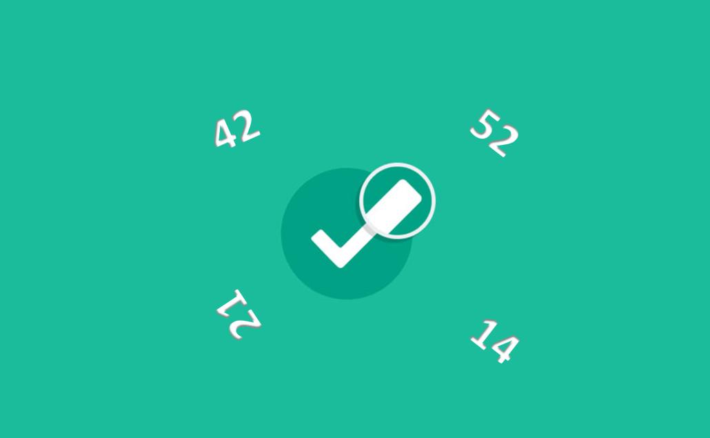 Hvordan legge til ukenummer i Outlook kalenderen