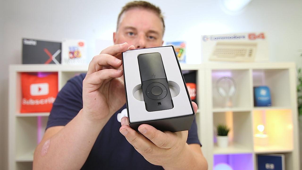 Unboxing og test - HP Elite Presenter Mouse