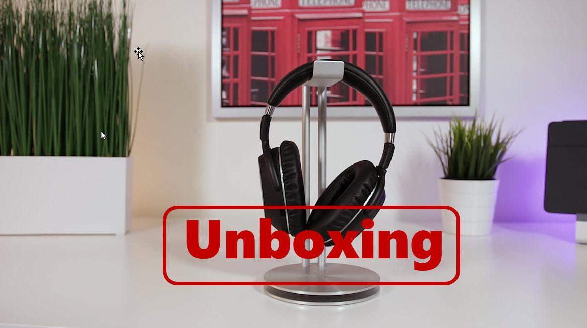 Unboxing av Sennheiser MB 660 Headset med Noise Cancelling