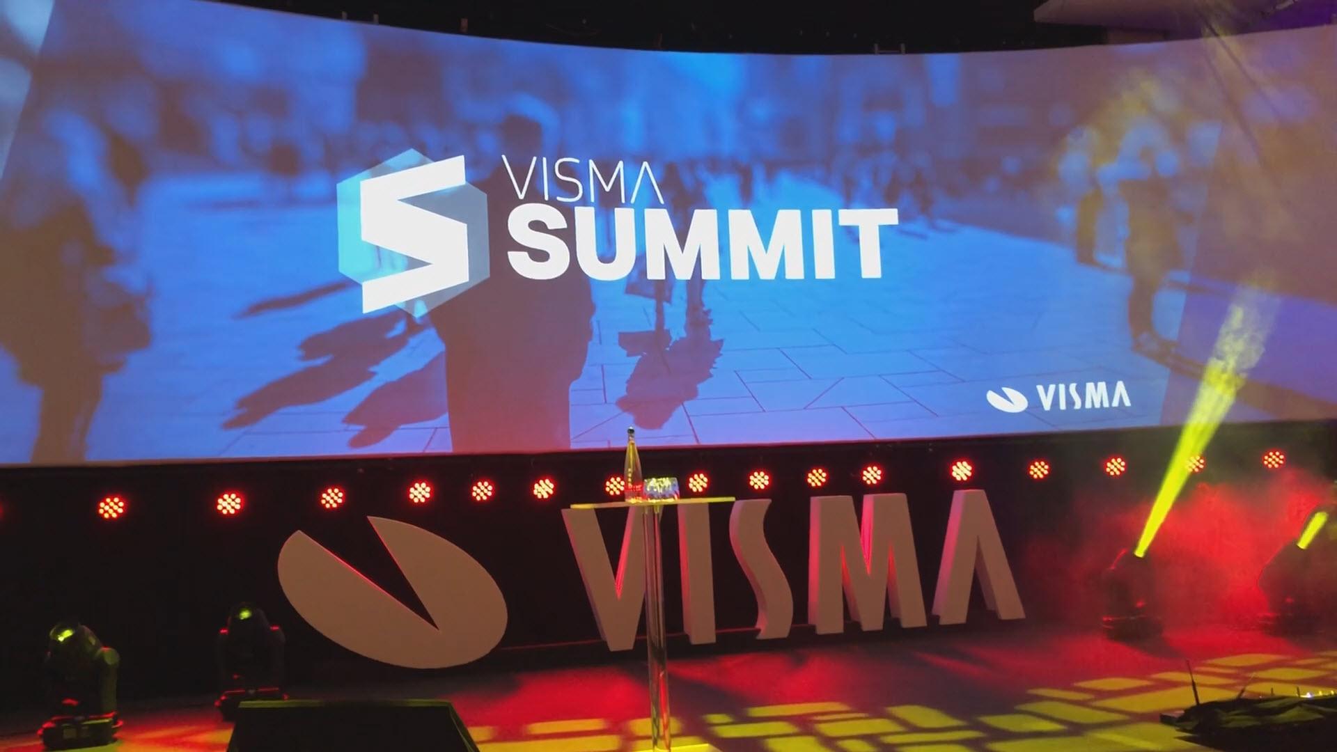 Bli med med på VISMA SUMMIT 2018