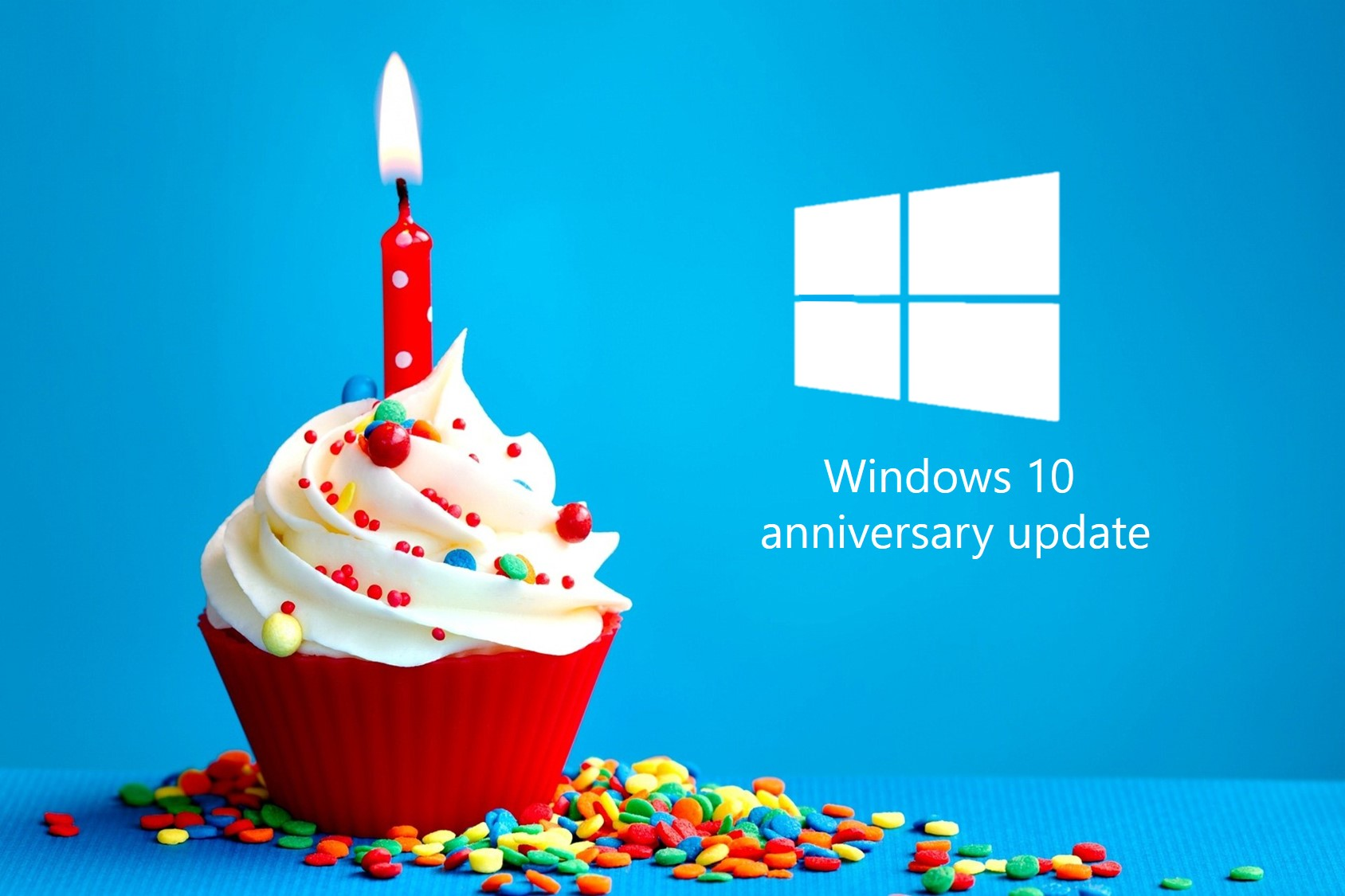Hvordan installere Windows 10 anniversary update