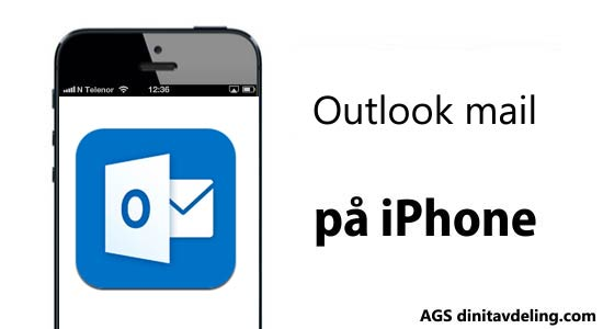 Outlook for iPhone og iPad