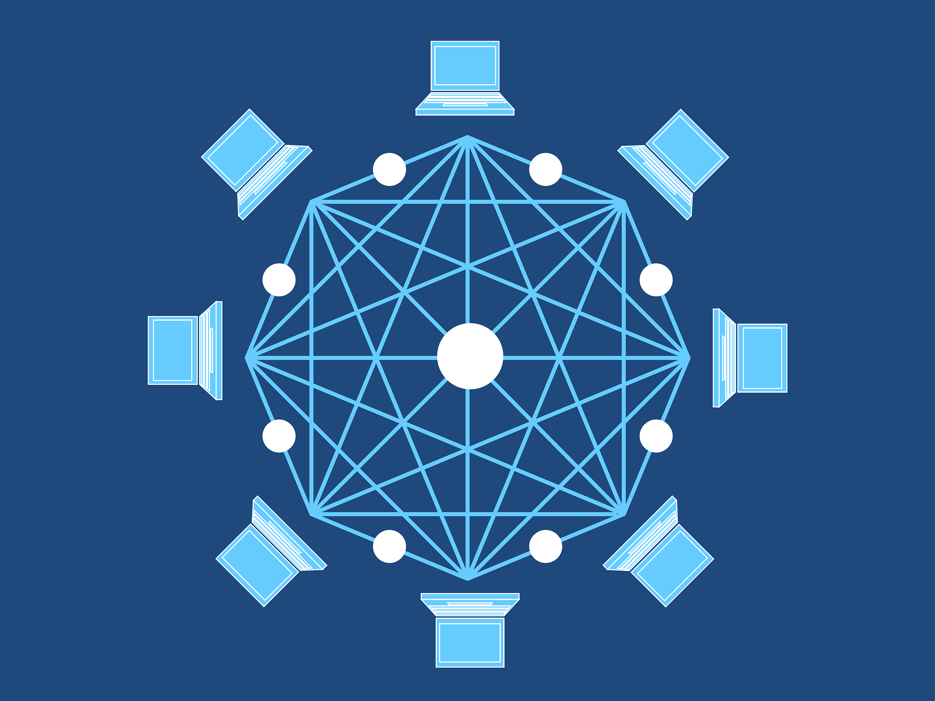 Blockchain teknologi. Hva vil det bety for deg?