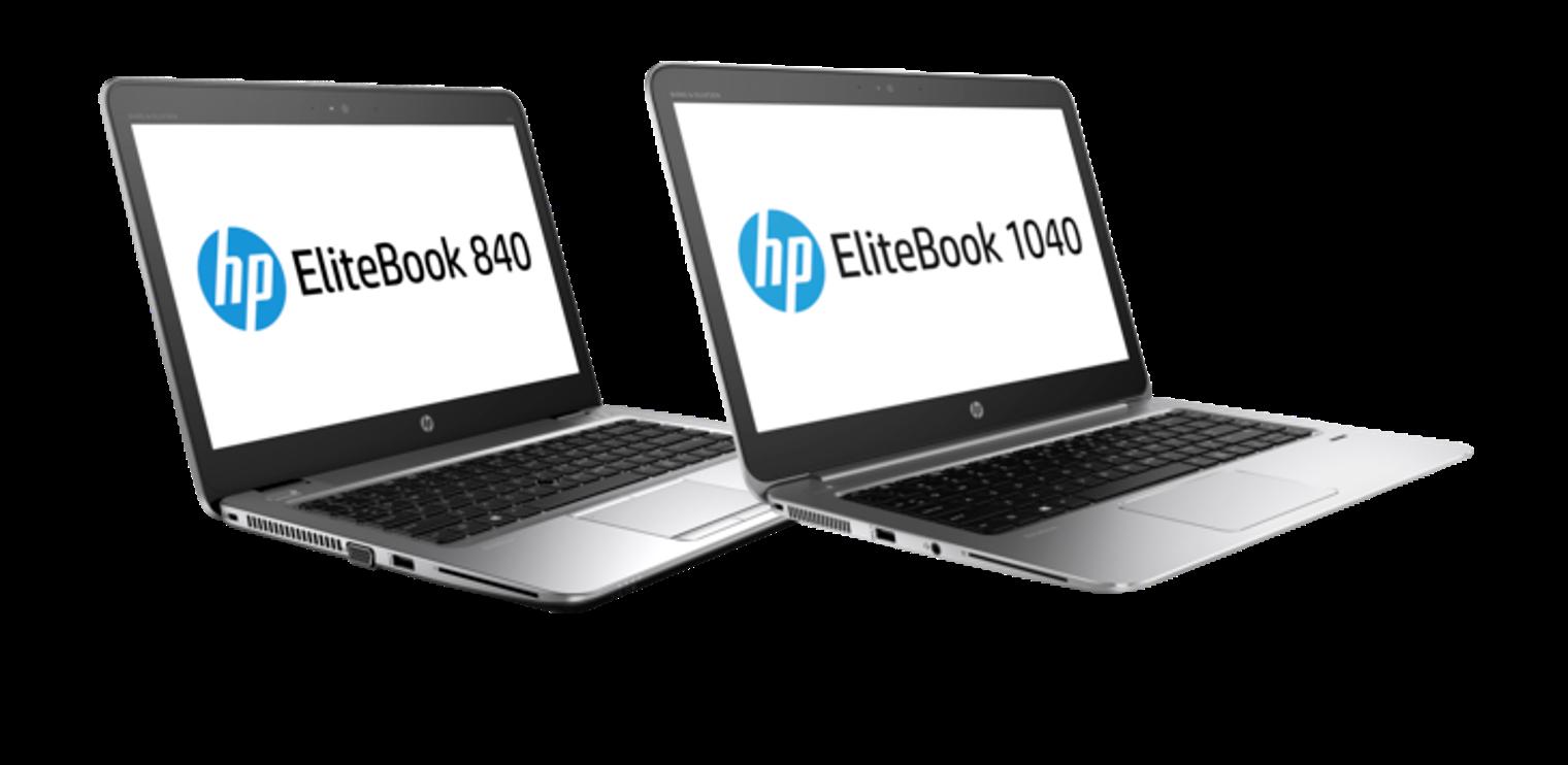 Nye HP modeller med integrert skjermfilter