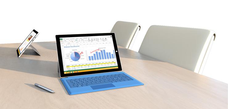 Nå kan du få kjøpt Microsoft Surface Pro 3