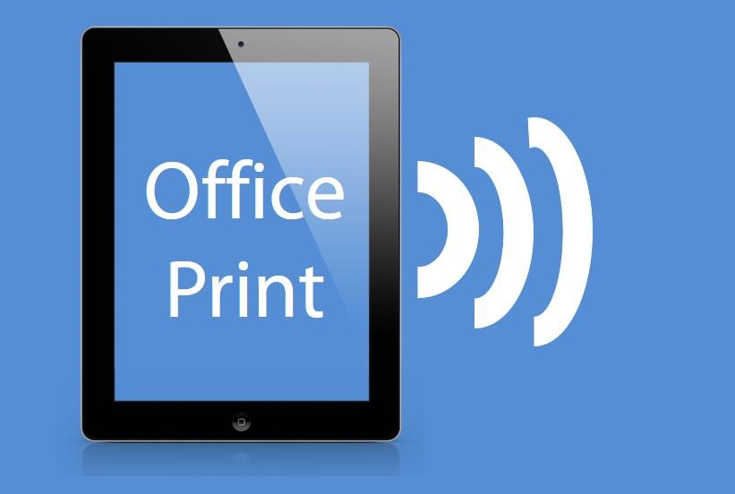 Nå kan du printe ut fra Office på iPad