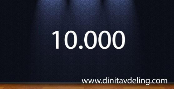 10.000 mail i Exchange Online