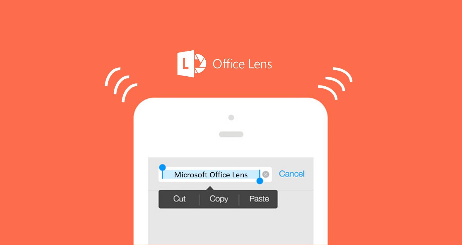 Se hvordan du får en magisk liten skanner i lomma med Microsoft Office Lens