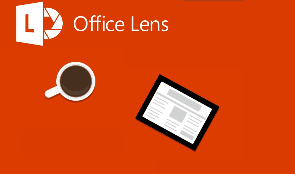 Se hvor smart Microsoft Office Lens er