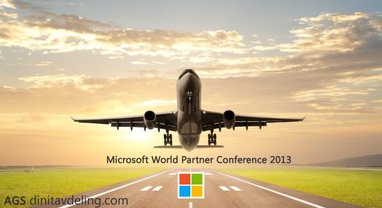 Reisebrev fra Microsoft Partner Conference 2013
