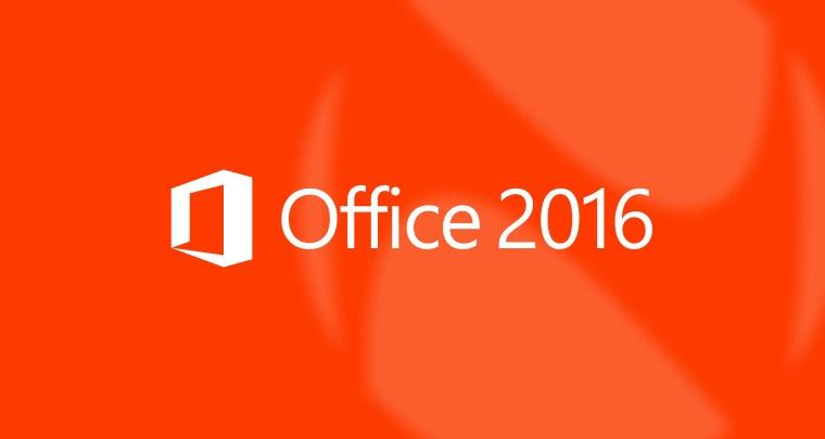 Se hva som er nytt i Office 2016