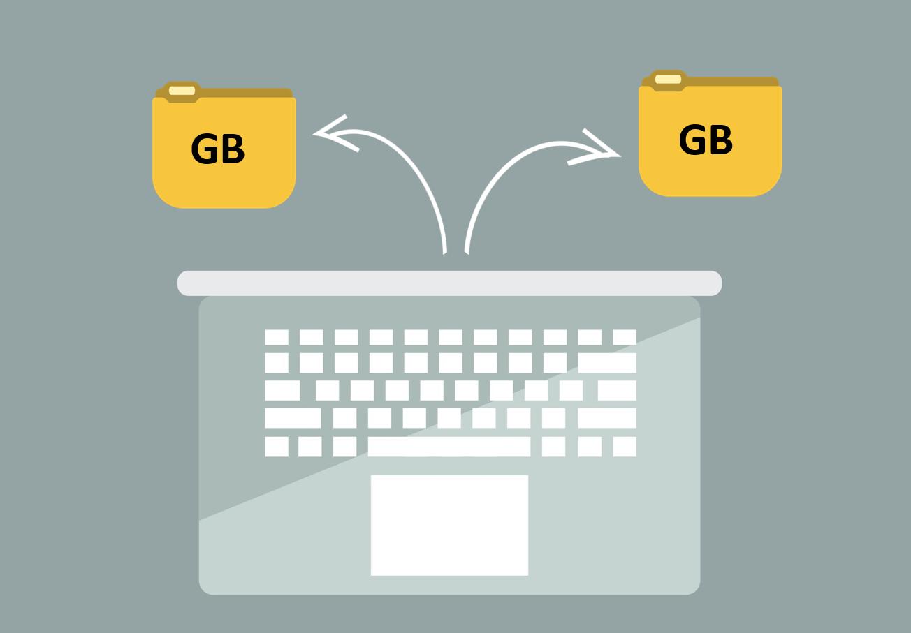 Se hvordan du kan få mer diskplass etter Windows 10 oppgraderingen.